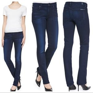 7FAMK The Modern Straight Jeans Sz 26 ::AA19